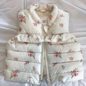 Baby Gap Puffer Vest
